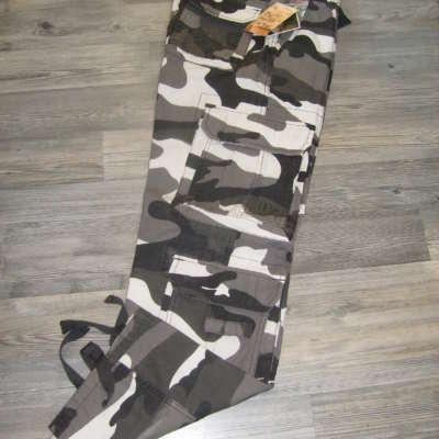 007 400x400 - Pantalon type M°65 BDU Urban Blanc