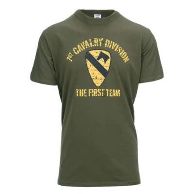 Teeshirt 1st Cavalry 400x400 - TEESHIRT 1ST CAVALRY DIVISION