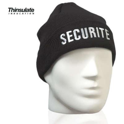 Bonnet sécurité