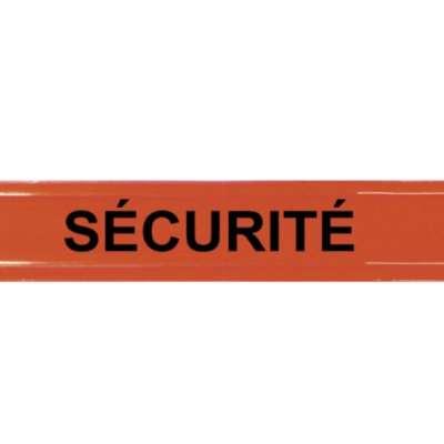 Brassard sécurité