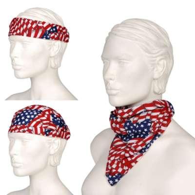 "bandana 3 en 1 400x400 - Bandana 3 en 1 ""drapeaux US"