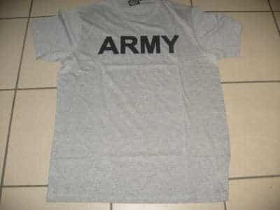 S7304624 400x300 - T-SHIRT ARMY