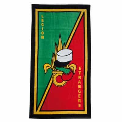 serviette de plage legion 400x400 - SERVIETTE DE PLAGE